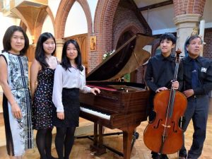 Last Friday Concert - The Luc Family @ St George's Church